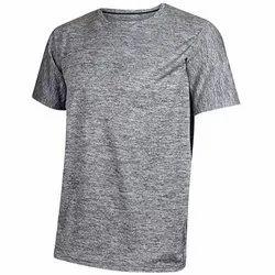 CUSTOM Plain Dryfit Tshirt, Size: Large