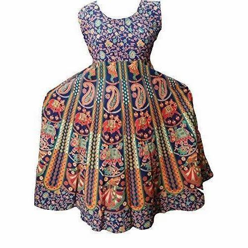 005f20b99792 Cotton Indian Style Designer Long Dress
