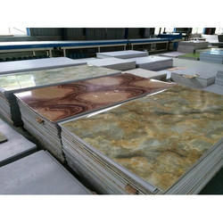 Printed Marble PVC Wall Cladding