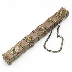 Copper Incense Box