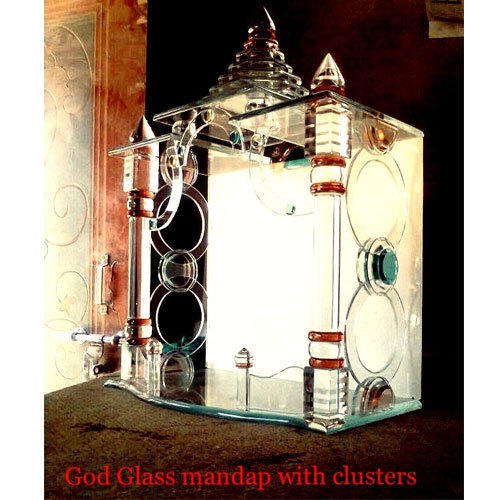 b2a60af4d2cb Glass Home Temple at Rs 22000 /unit | Glass Temple | ID: 19992912348