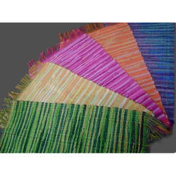 SKR Exports Cotton Chindi Rug