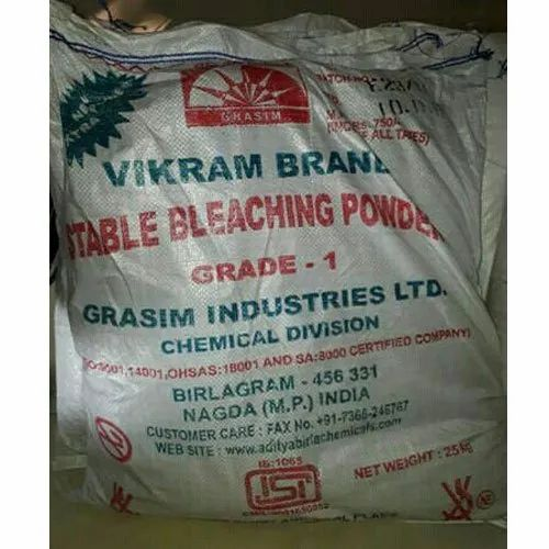 Vikram Stable Bleaching Powder