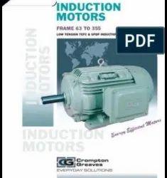 Crompton Greaves 15 Hp Motor