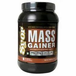 Syor Mass Gainer Nutrition Powder
