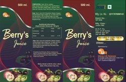 Berry's Juice
