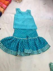 TP KOTA SILK BABY GIRL DRESSES