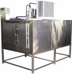 SS Hardening Tunnel Freezer