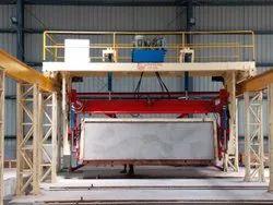 Light Weight Bricks Making Machine