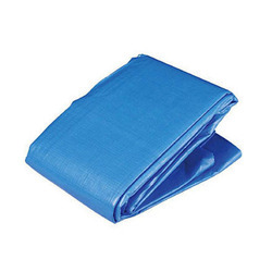 Blue HDPE Waterproof Tarpaulins