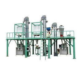 Stainless Steel Rice Mill Machine
