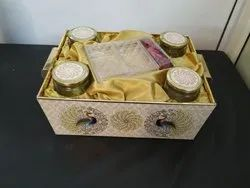 Golden MDF Diwali Gift Hampers
