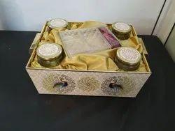 Golden MDF Diwali Gift Hampers