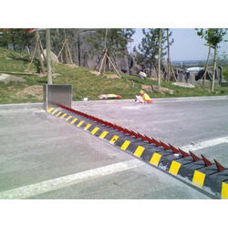Automatic Spike Barriers - Automatic Road Blockers Wholesale Trader