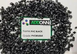 PVC Black Plastic Granules