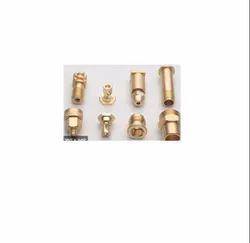 Brass Precision Parts, For Forging, Material Grade: Standard