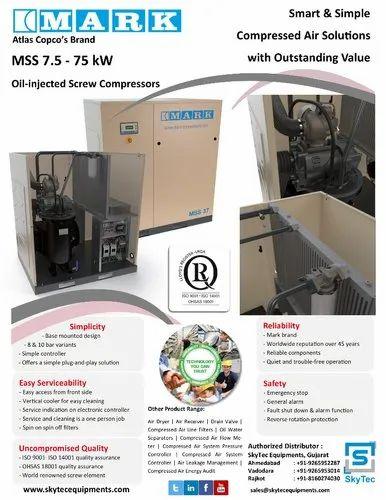Small Rotary Screw Air Compressor