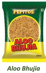 PEPITOS Aloo Bhujiya Namkeen, For Ready To Eat