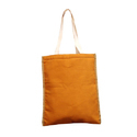 Yellow Plain Khadi Bags