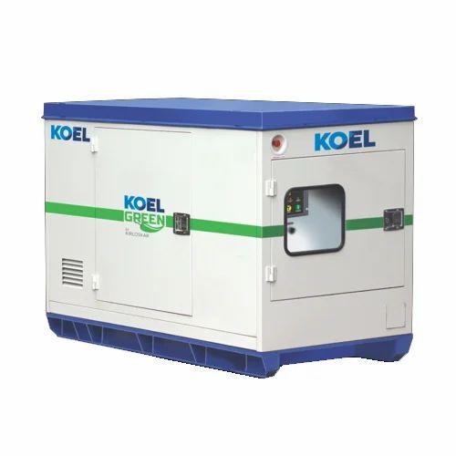 15kva kirloskar generator 230 415 v