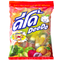 Assorted Flavor Jelly