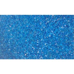 Blue HDPE Granules