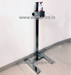 Hi-Quality SS Foot Stand Sanitizer