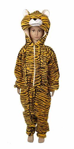 0318c9d31 Baby Girls And Baby Boys Tiger Print Kids Fancy Dress/ Costume, Size: Medium