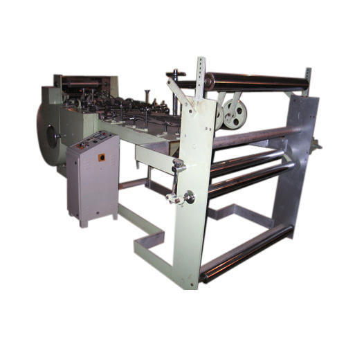 Fully Automatic Shopping Bag Making Machine