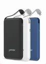 Pebble Pluto Slimmest 6000 mAh Powerbank