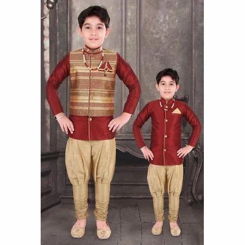 0b2153154d94 Kids Brijesh Suits - Boys Ethnic Wear Manufacturer from Mumbai