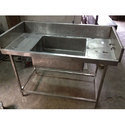 BE Pharma SS304 Sink Table