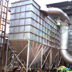 Steel Induction Furnace Air Pollution Control Device