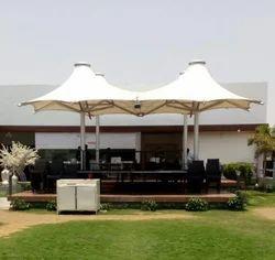 Garden Tensile Structure