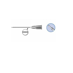 Perfluoro Carbon Co-Axial I/A Ophthalmic Cannula