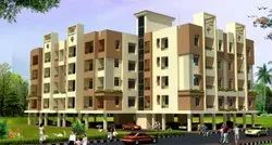 0 To 3 2 Bedroom 2 BHK RESIDENTIAL FLATS, Area Of Construction: Ghaziabad, In Ghaziabad