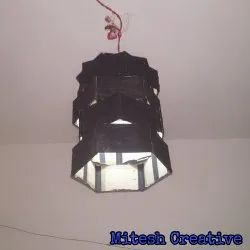 Philips LED DIY Cardboard Hanging Night Lamp for Home