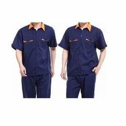 Cotton Industrial Worker Uniform