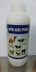 APO CAL Liquid (Calcium, Phosphorous & Vitamin Supplement)