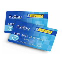 PVC Shopping Smart Cards