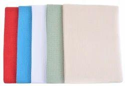 Yarn Dyed Cotton Waffle Weave Fabrics for Tea Towel