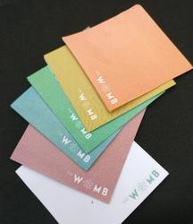 Eco Friendly Plain Sticky Notepad