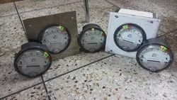 Aerosense Model ASG-203 Differential Pressure Gauge Range 0-3 PSI