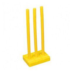 Yellow Cricket Stump