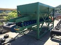 Belt Feeder With Hopper