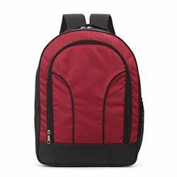 Quaffor Plain Girls School Bag