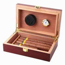 Cigar Wood Box