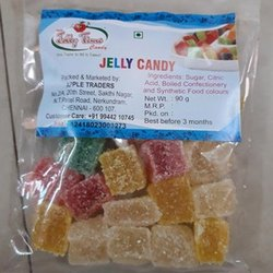 Apple Jelly Sweet Candy, Packaging Type: Packet, Packaging Size: 80 Grm