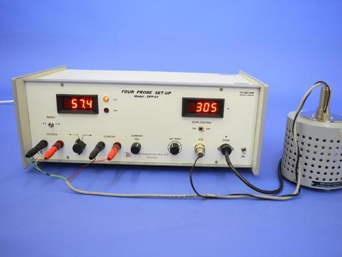 Four Probe Method, DFP-03 (Advance Model)