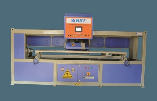 Highly Single Automatic Slotting Machine
